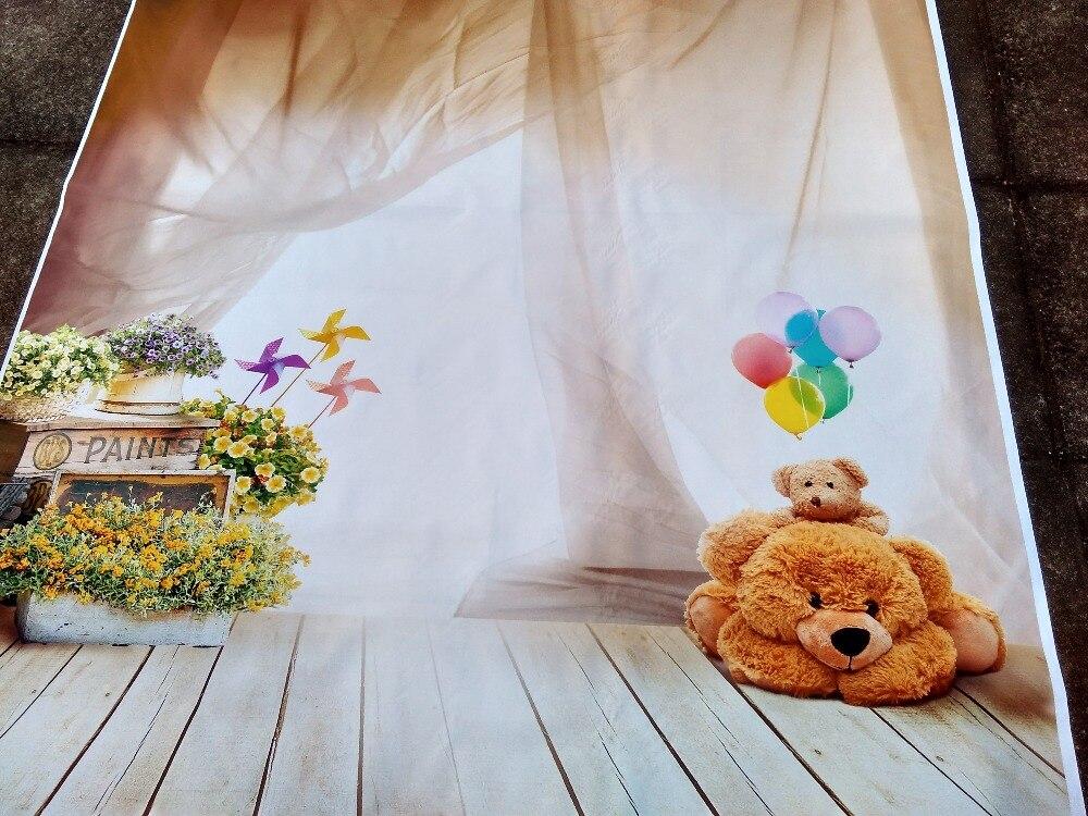 Gaza medvjedi cvijeće bijeli pod drvo odbora fotografije Pozadina - Kamera i foto - Foto 3