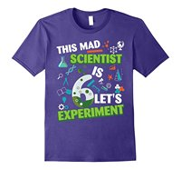 6th Birthday Party Science Theme T Shirt Short Sleeve Fashion Summer Printing Casual Cool Slim Fit