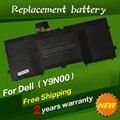 Reemplazo de batería para portátil dell xps 13 l321x y9n00 13-l321x ultrabook l321x l322x-12 12d 9q33 13 series
