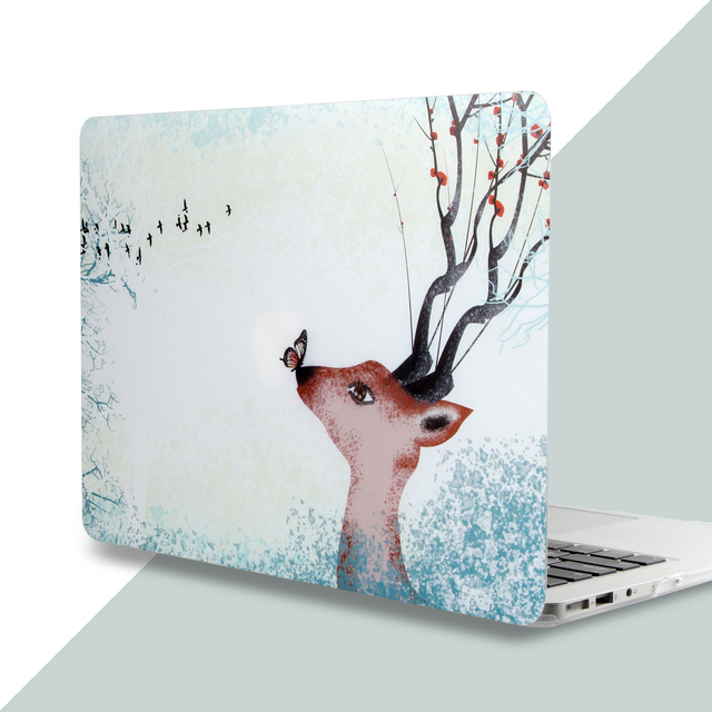 Nature color Shell Case for MacBook 1