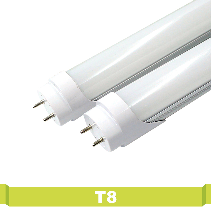 110V 220V Super Bright T8 LED Tube Light Lampada 600mm SMD 2835 10W Cold Warm White LED Spotlight Lamp Luz Fluorescent Fixture