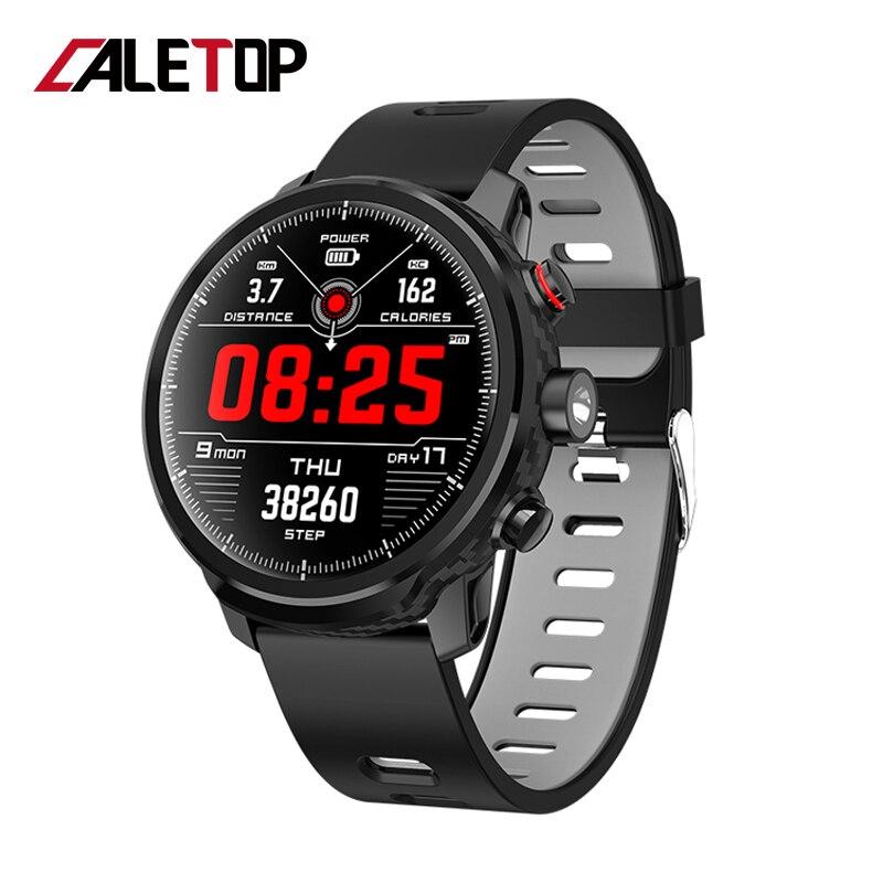 Astuto Della Vigilanza IP68 Impermeabile di Nuoto Uomini di Smart Orologio Bluetooth Android Wristband Chiamata di Promemoria Frequenza Cardiaca Pedometro Per Il CiclismoAstuto Della Vigilanza IP68 Impermeabile di Nuoto Uomini di Smart Orologio Bluetooth Android Wristband Chiamata di Promemoria Frequenza Cardiaca Pedometro Per Il Ciclismo
