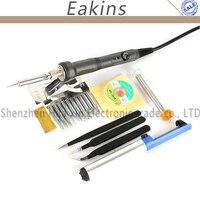 ATTEN SA 50 220V 50W Electric Soldering Iron ESD Adjustable Temperature Welding Solder Soldering Iron Soldering