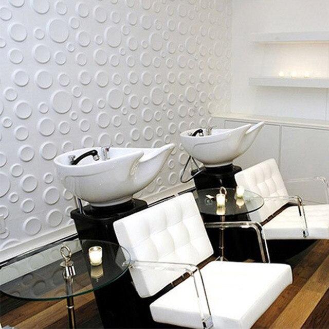 pe foam 3d diy wall stickers wall decor embossed brick stone bedroom romantic children bedroom decals