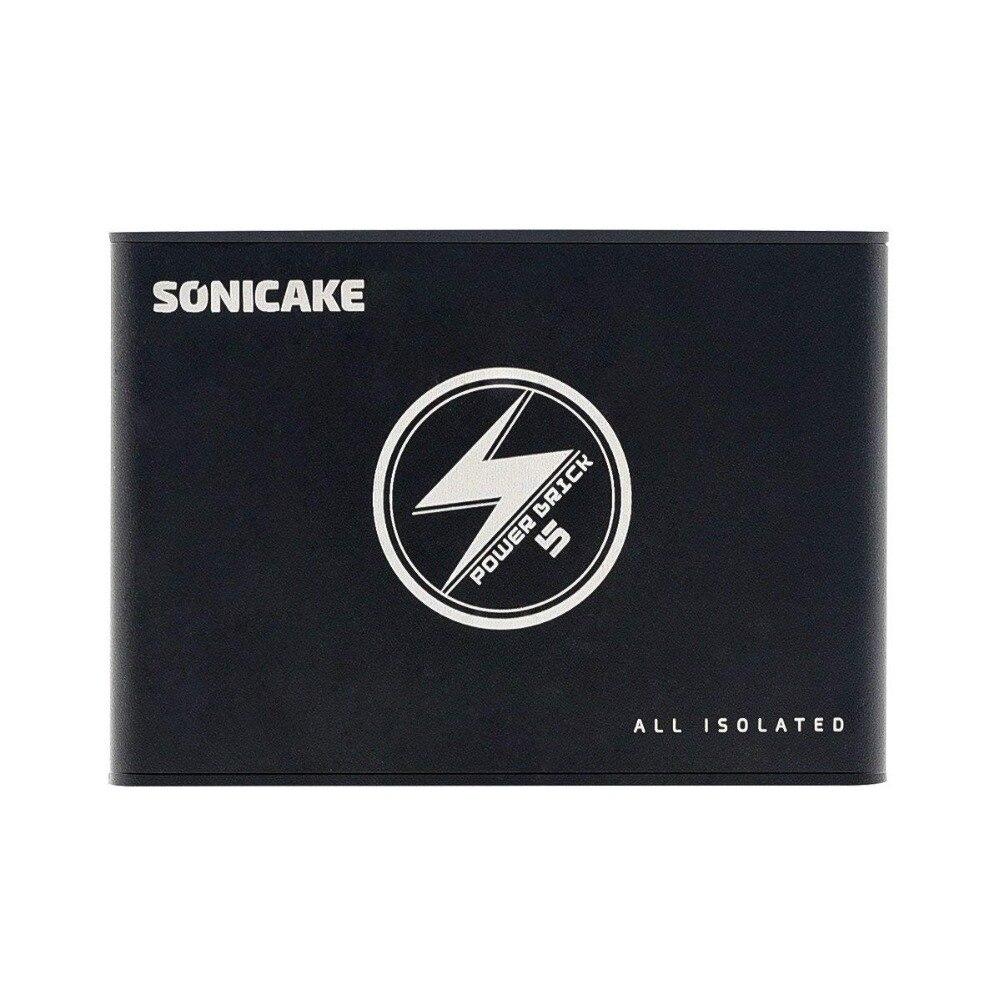 SONICAKE 絶縁電源 5 DC 出力 2 × 9V 150mA 2 × 9V 220mA 1 × 9V 500mA ラインアウトジャック余分な接続のため QPB 05  グループ上の スポーツ & エンターテイメント からの ギター パーツ & アクセサリー の中 1