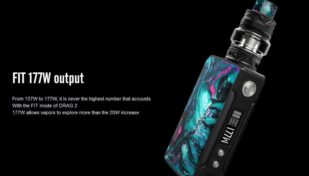 Voopoo Drag 2 177W TC Kit-11