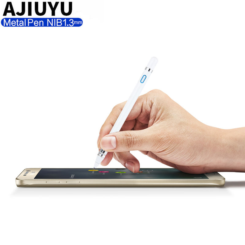 Active Stylus Pen Capacitive Touch Screen For Samsung Galaxy A9 Pro a9100 A8 A7 A5 A3 On7 on5 J5 J7 J3 C Mobile phone 1.3mm Case