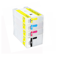 PGI-1400 Refillable Ink Cartridge for Canon PGI1400 PGI 1400 xl pgi-1400xl MAXIFY MB2040 MB2340 MB2140 MB2740 Printer pgi2500 pgi 2500 xl empty refillable cartridge with arc chip for canon pgi 2500 maxify ib4050 mb5050 mb5350 inkjet printer ink
