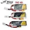 Набор аккумуляторов Tattu  220  450  650  850  1300  1550  1800  2500 мАч  45C  75C  95C  1S  2S  3S  для радиоуправляемых квадрокоптеров  игрушек