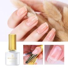 BORN PRETTY 6ml Quick Building Nail Tips Shiny Finger Extension Glue Art Gel Easy Soak Off UV Lacquer