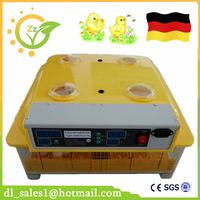 Hot Sale Fully Automatic Poultry Egg Incubator 48 Chicken Egg Hatching Machine
