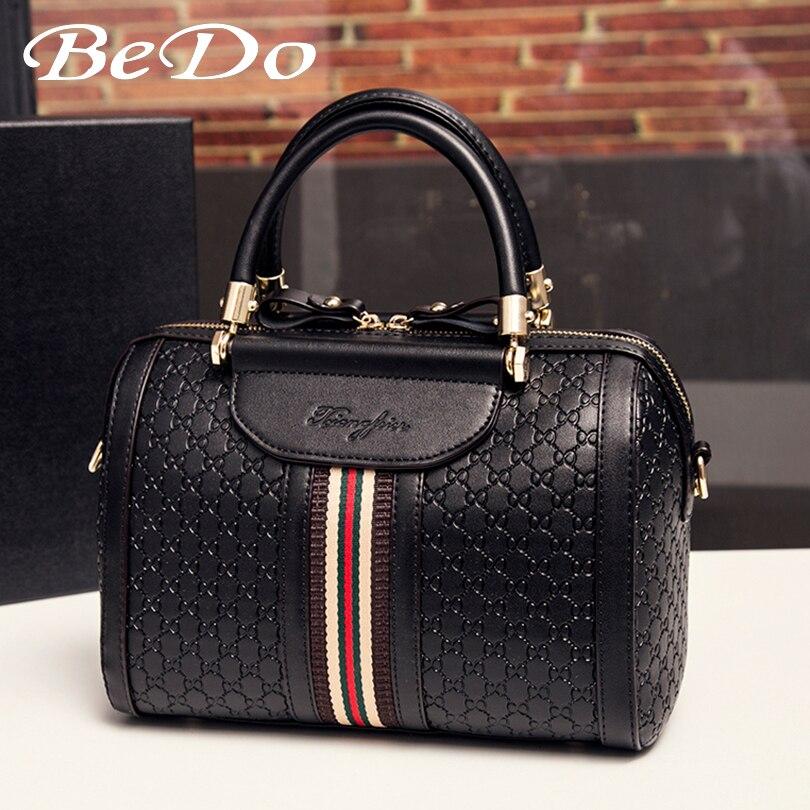 BeDo Designer marque PU cuir femmes sac à main Vintage femmes Messenger sacs haute qualité jeunesse en cuir sac à bandoulière pour les filles