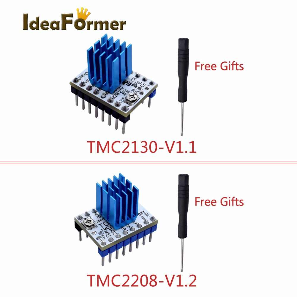 Detail Feedback Questions about IdeaFormer TMC2208 V1 2