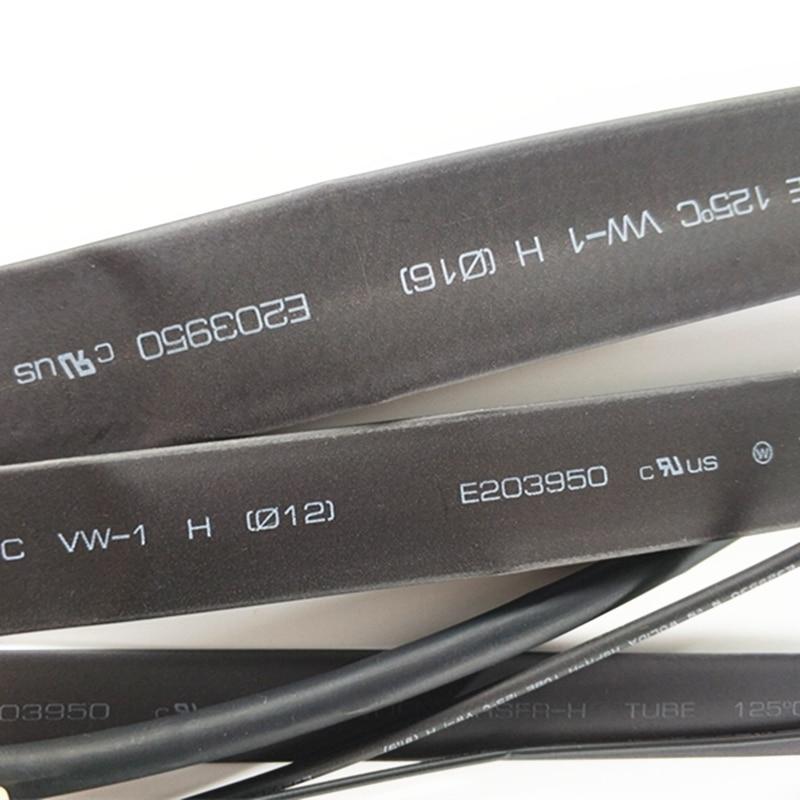 1 M/lot 2:1 Black 3mm 3.5mm 4mm 5mm 6mm 8mm 10mm Diameter Heat Shrink Heatshrink Tubing Tube Sleeving Wrap Wire High Quality 1 meter insulation sleeve 600v red 2mm 3mm 4mm 5mm 6mm 8mm 10mm heat shrink heatshrink tubing tube sleeving wrap wire