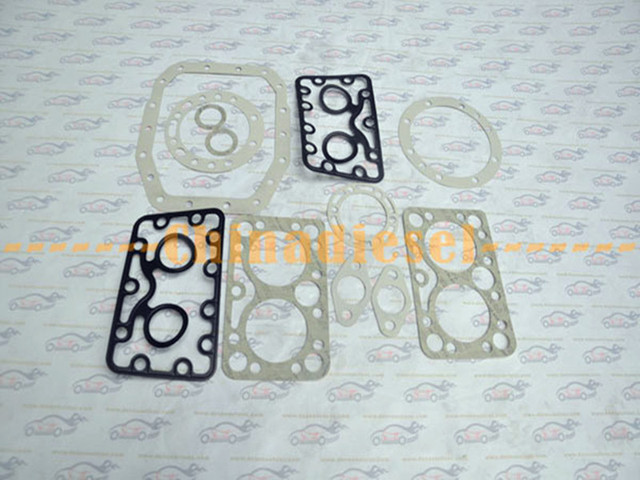 Auto AC Bus Airconditioning Compressor Spare Parts Valve Plate Gasket for BOCK 655N Complete Repair Tool Kits