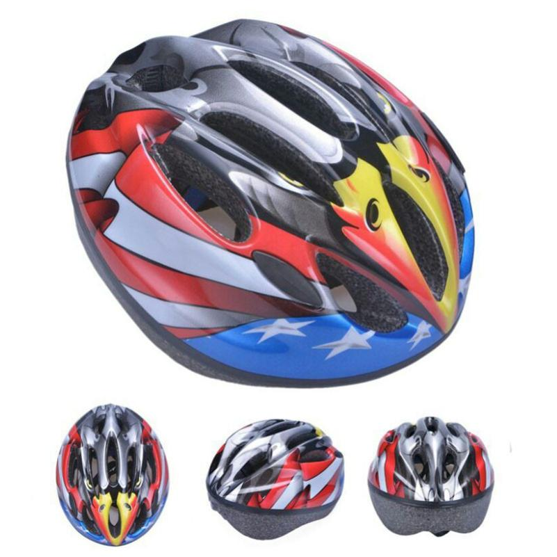 Sexy 10 Vent Child Sports Mountain Road Bicycle Bike Cycling safety Helmet Skating cap Aug22