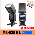 Светодиодная лампа для видеосъемки Yongnuo RF-602 для Nikon, Беспроводной дистанционный триггер для вспышки триггер для Nikon: D700, D2series, D300series, D200, D90, D70series, COOLPIX серии и т. д
