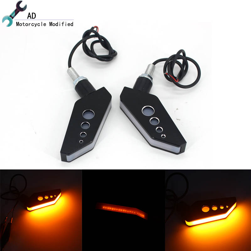 Moto CNC Signal Light For BMW C600 C650GT F650GS F700GS F800GS F800R HP2 HP4 K1200 F800S Turn Lights Motorcycle Accessories *