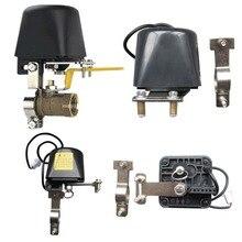 Автоматический манипулятор запорный клапан для сигнализации отключения газа водопровод устройство безопасности для кухни и ванной комнаты