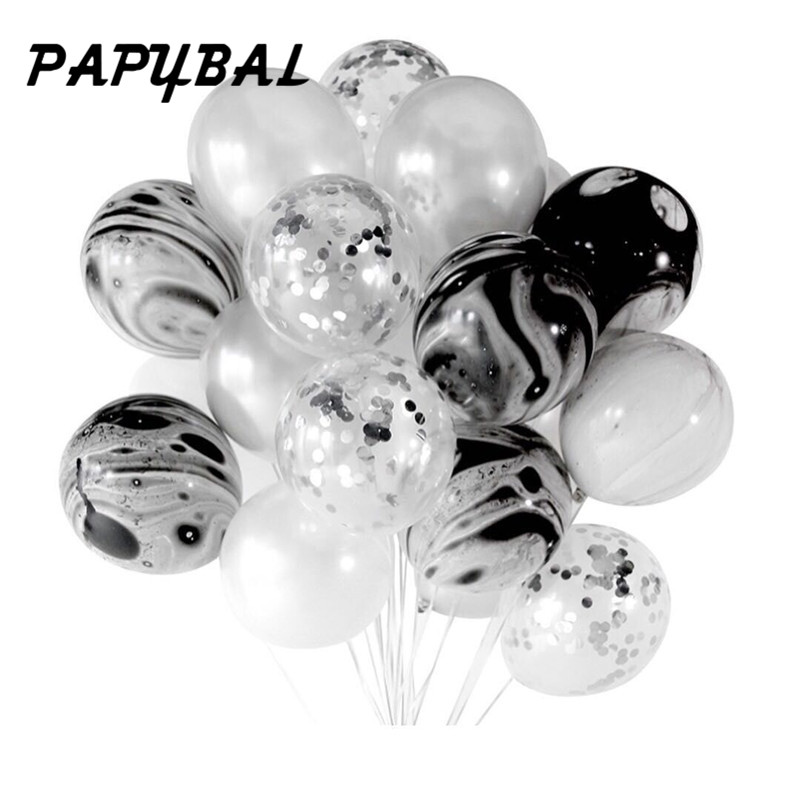 buy marbled balloons and get free shipping on aliexpress com