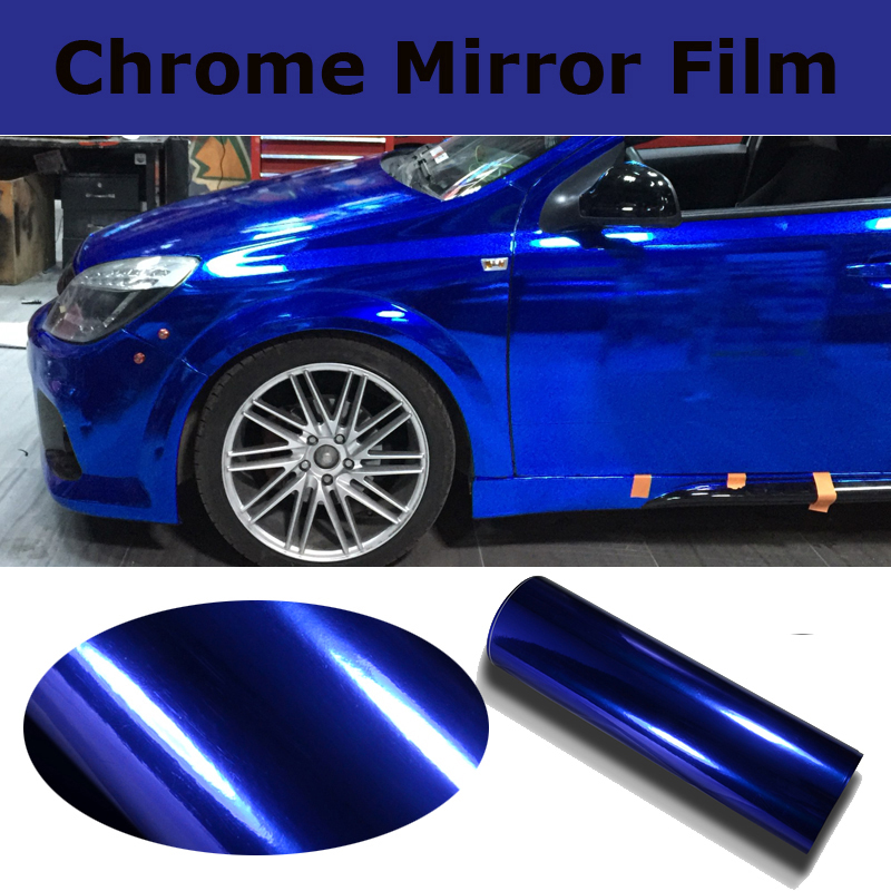 Aliexpress Com Buy Premium Stretchable Blue Mirror