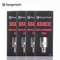 Original Kang Subtank Vertical SSOCC Algodón Orgánico Coil OCC Coil ajuste para kang Subtank Mini NEBOX SUBVOD NEBOX 5 unids/lote