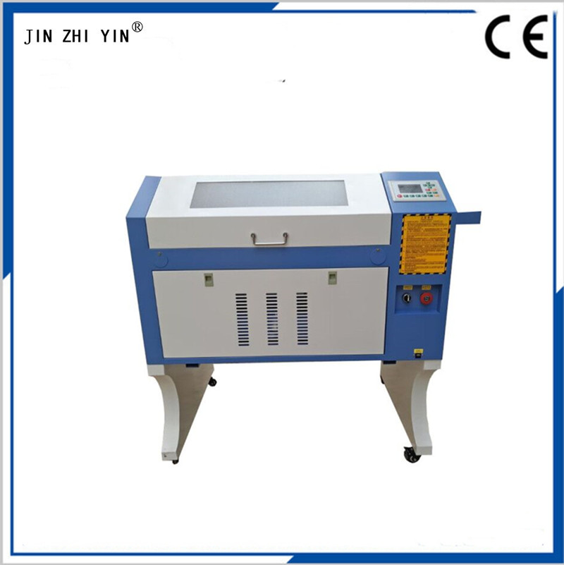 80W 100W 4060 Wood CO2 Laser Engraving Cutting Machine With RUIDA 6442s Controller Laser Cutter For Wood Cnc Mini Laser