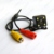 "4.3 "" LCD Monitor CCD câmera de visão traseira do cabo de vídeo RCA rápida de instalar Kits # FD-2397"