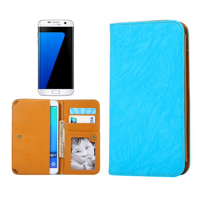 Samsung SPH-L710,Galaxy S III Sprint Case 2016 Hot Leather Protection Phone Case With 5 Colors And Card Wallet