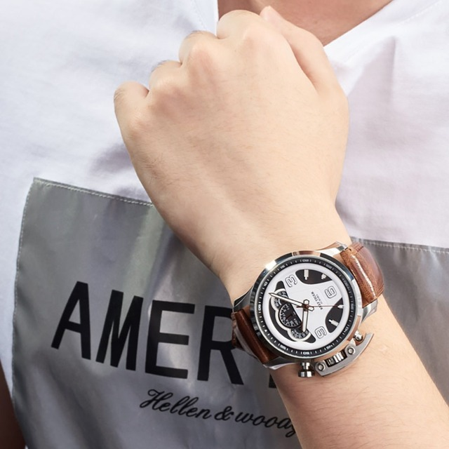 Reef Tiger/RT Top Brand Mens Sport Watches Steel Water Resistant Watches Chronograph Stop Watches Masculino Relojes RGA2105