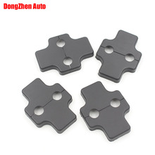 Dongzhen Car door lock protecting cover Anti-corrosive Exterior Auto accessories For Chevrolet Sail EPICA Chery A3 E5 G3 Tiggo