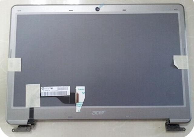 "99% nueva asamblea led lcd para acer aspire s3 s3-391 pantalla lcd 13.3 ""1366*768 100% probado 1 orden"