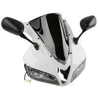 Unpainted Upper Fairing Cowl Combo For Honda CBR600RR CBR 600 RR 2007 2010 F5