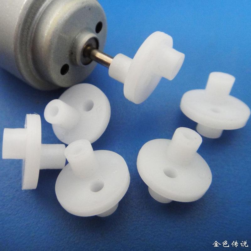 F17636 JMT 5Pcs Plastic Eccentric wheel Cam Crank Rod Accessories DIY Model Parts for Robot