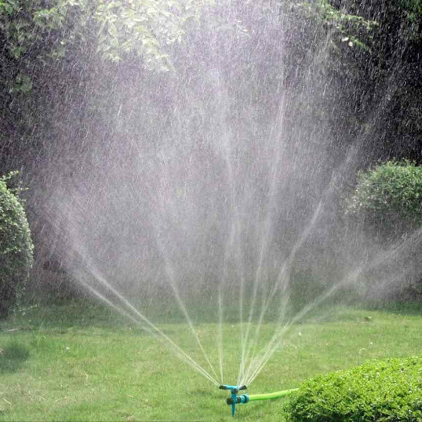 13*13*23cm  ABS Lawn Sprinkler Automatic 360  Rotating Garden Water Sprinklers Lawn Irrigation  F710