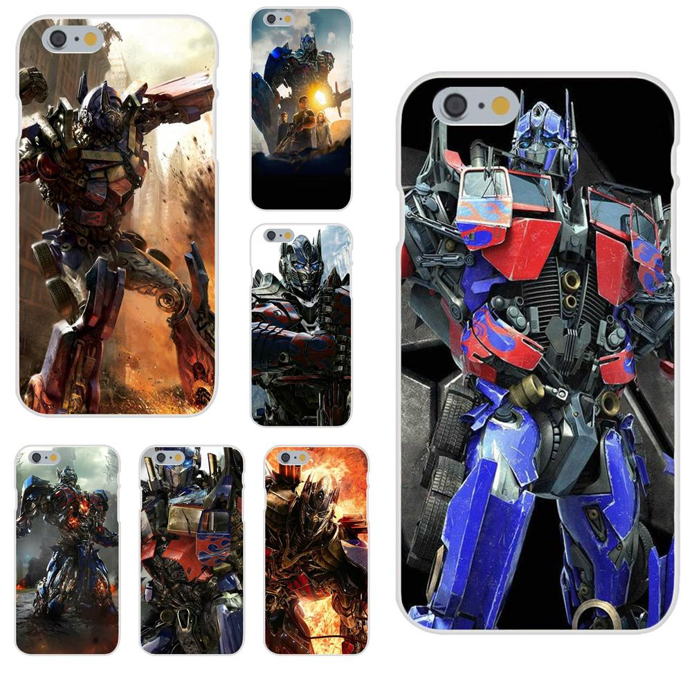 Diy Printing Drawing TPU Phone Case For Galaxy A3 A5 A7 A8 A9 A9S On5 On7 Plus Pro Star 2015 2016 2017 2018 Optimus Prime Movies image