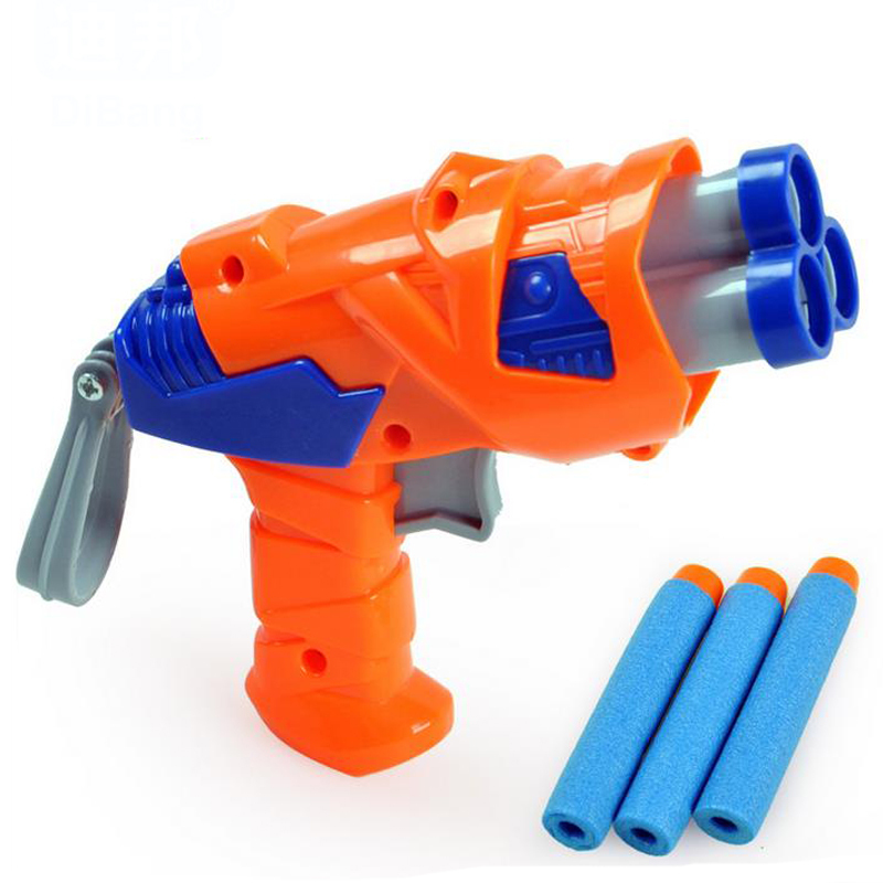 2015 Nerf Gun Gun Toy Small Safety Plastic Nerf Pistol Slugterra Mauser  Soft Bullet Sports Outdoor Fun Shooting Kid Toys Gift-in Toy Guns from Toys  ...