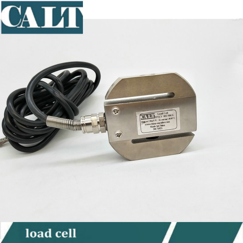 chinese cheap 5kg to 1000kg capacity weighing sensor round S body load cell loadcell scale