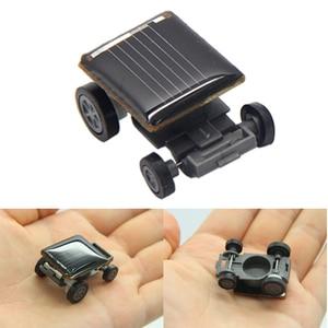 solar toy car Solar energy provide with motive power