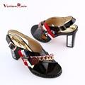 Zapatos Mujer Tacon Dames Schoenen Women Pumps Shoes Hot Women's Sandals Summer Heels / Platform Party Evening Chain 8093-10b2