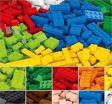 415 pcs Blocs de Construction DIY Creative Briques Jouets pour Enfants Éducatifs Compatible Briques Lego Compatible Enfants Cadeau D'anniversaire