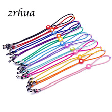 ZRHUA Children Glass Rope Eyeglass Eyewears Sunglasses Reading Glasses Chain Cor