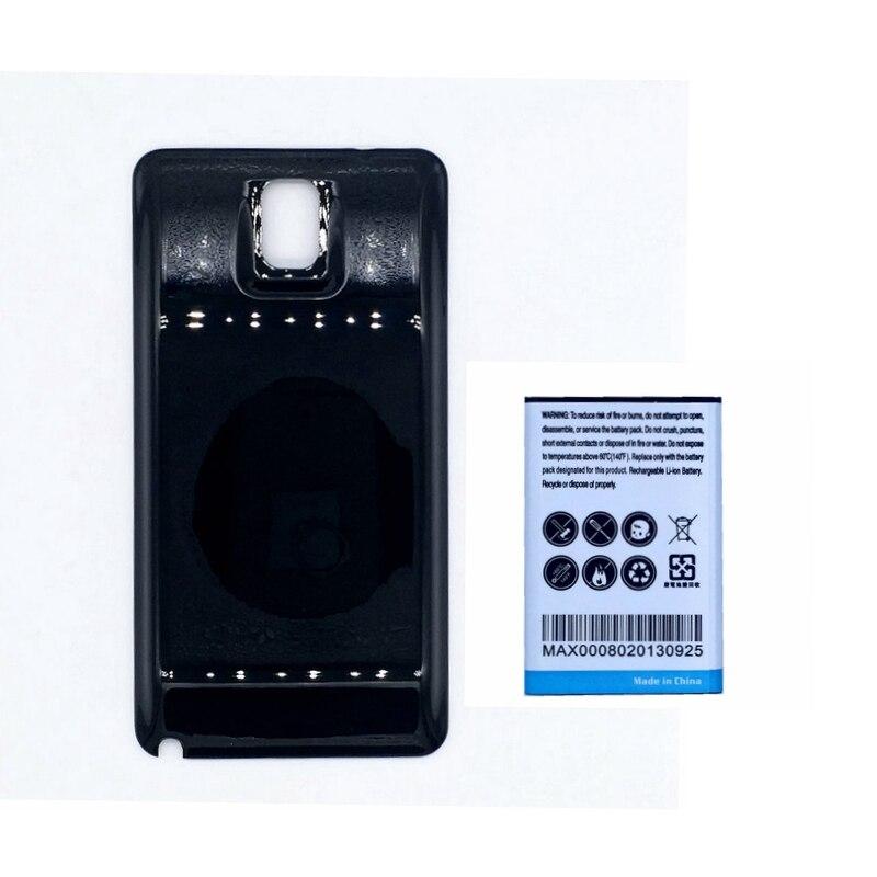 Replacment Hohe Kapazität Handy Akku für Samsung Galaxy Note 3 N9000 N9005 N900A N900 N9002 5500 mah Akkumulator Bateria
