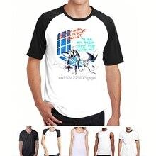 7fdc9a642bc Los hombres de moda Cool T camisa mujeres camiseta Pinky y cerebro tomar el  mundo personalizado
