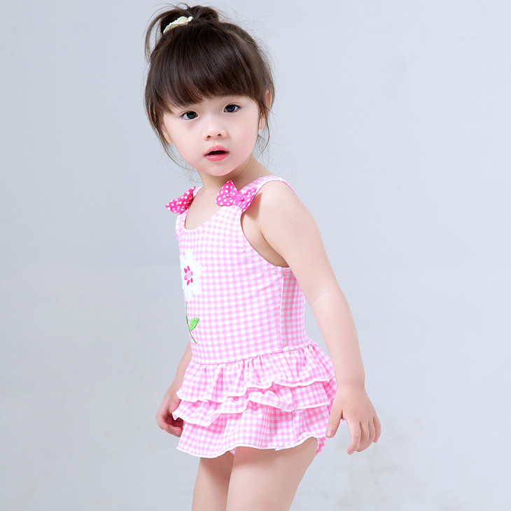 2016 1 2 3 4 Year Old Children Kid Girl S Swimming Wear