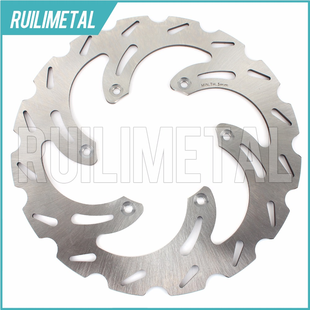 MX Offroad Front Brake Disc Rotor for GAS GAS Enducross TT 80 EC HX TT 125 Brembo Cal Nissan 00 01 02 03 04 05 06 07 08 09 high quality 270mm oversize front mx brake disc rotor for yamaha yz125 yz250 yz250f yz450f motorbike front mx brake disc