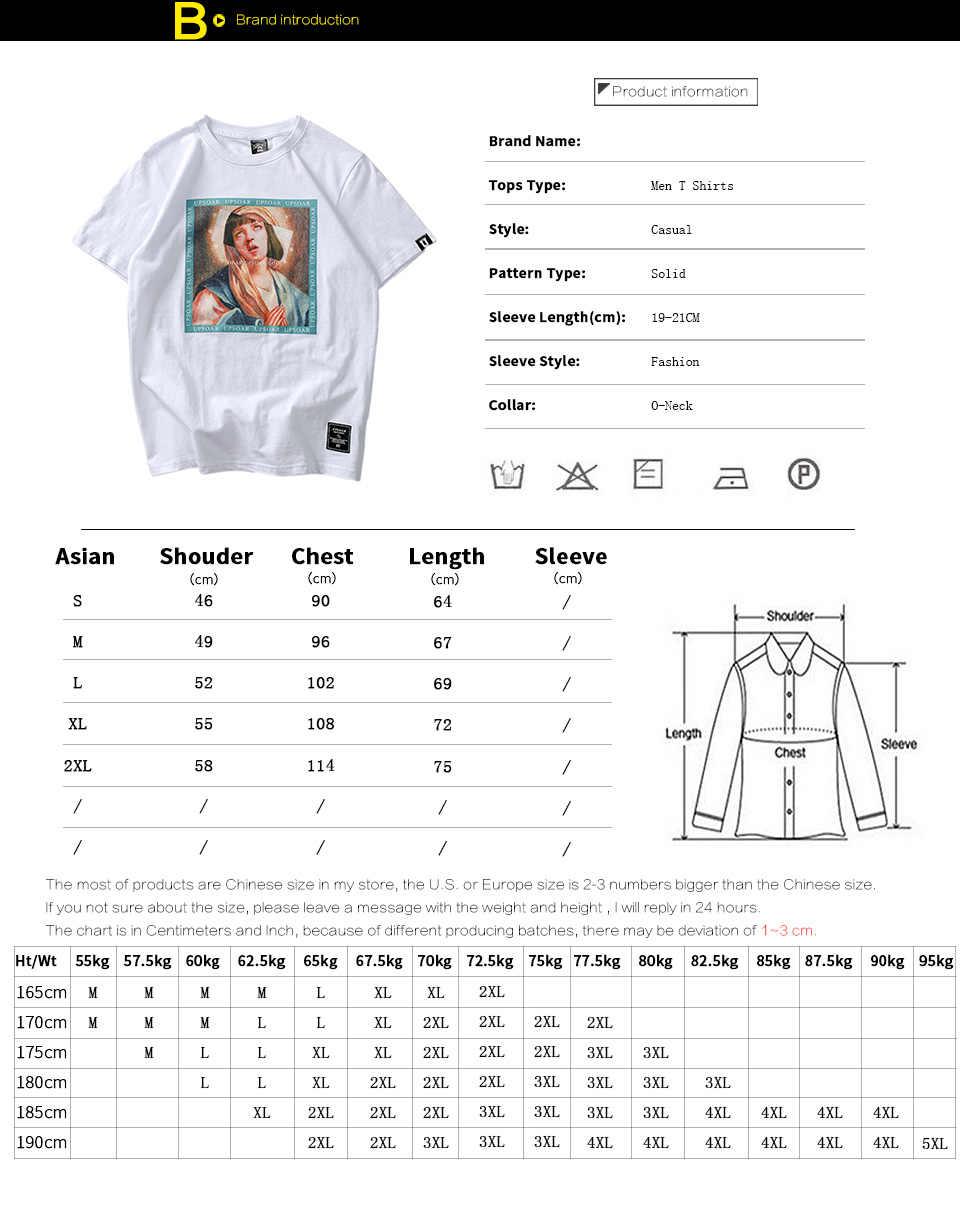 FGKKS Fashion Brand Men T Shirt Tops 2019 Summer Men's Short Sleeve Hip Hop T-Shirt Male Cotton Causal Tee Shirts