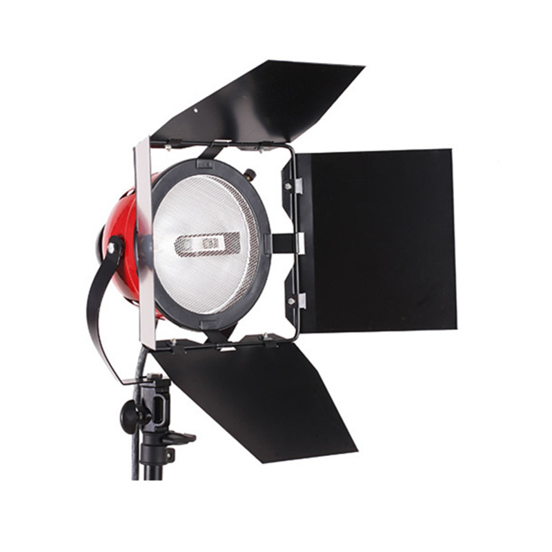 High Quality 800w 110V Red Head Light Continuous Lighting  For Photo Studio Video Light Photography Lighting Hot Selling professional godox ql1000 1000w photo photography studio video continuous light lighting