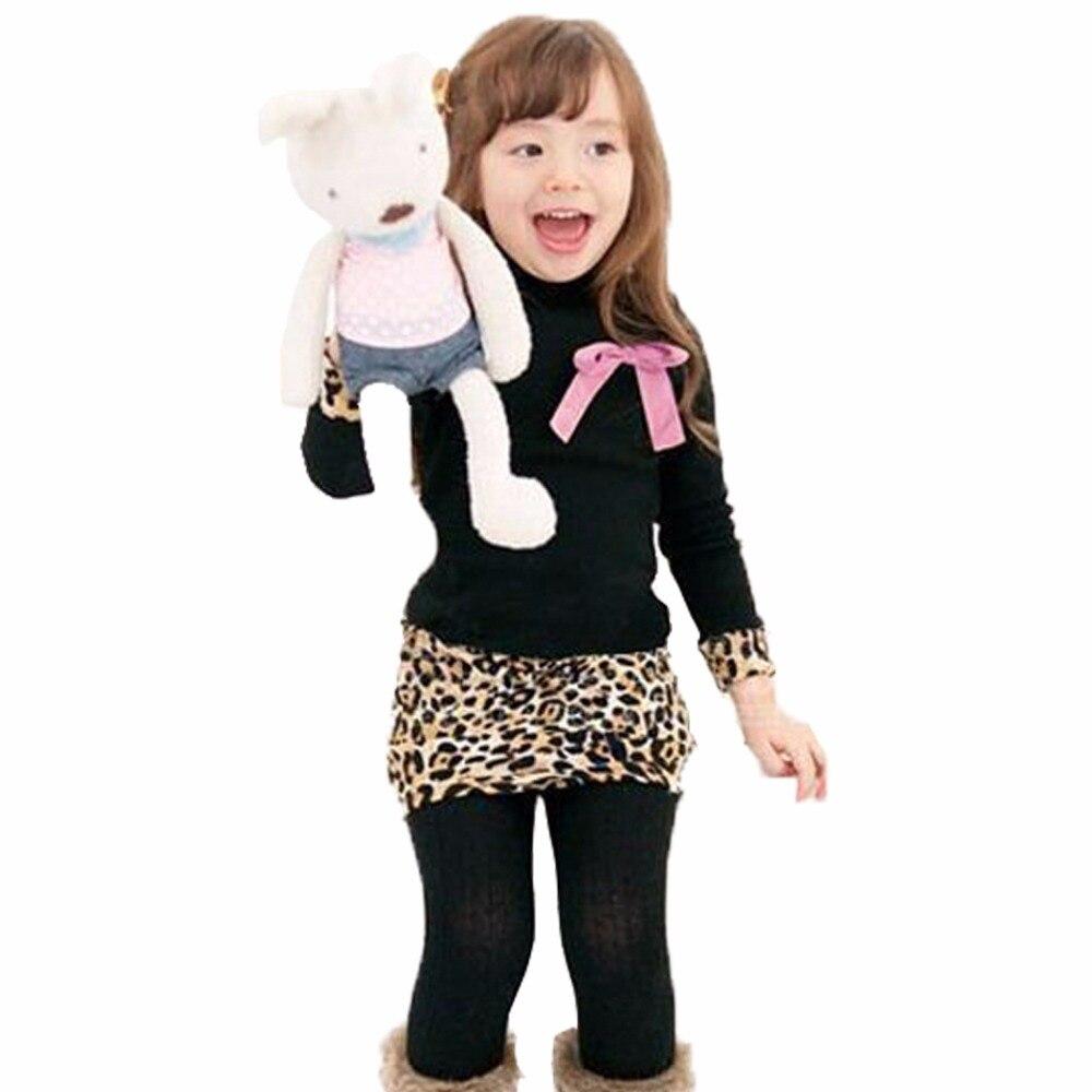New Children s Clothing Baby Girl Winter Dress Girls Long