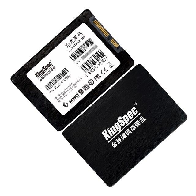 "Original marca kingspec alta calidad interna de 2.5 ""ssd 960 gb sataiii mlc solid state drive de disco duro para desktop/laptop"